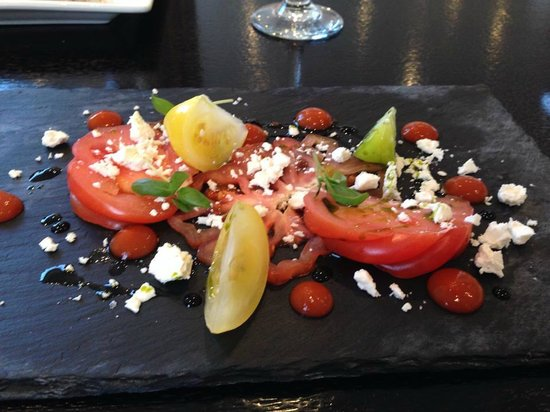 Fusion Room: Tomato Salad