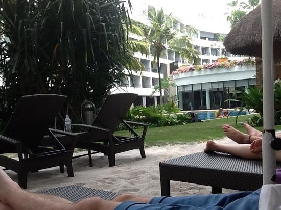 Hard Rock Hotel Penang: at the quiet end of the pool