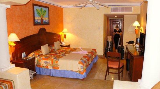 Grand Bahia Principe Coba: chambre standard