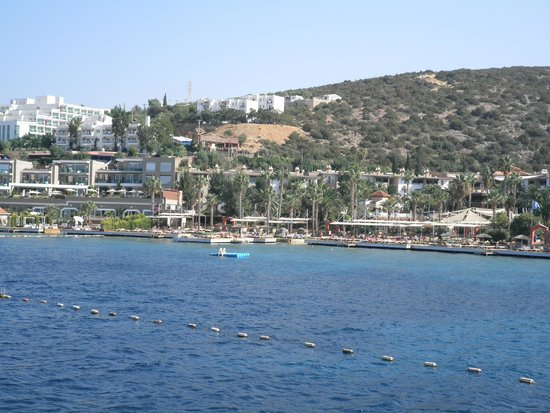 Ersan Resort & Spa: plage