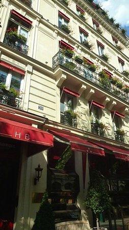 Hotel Britannique: Exterior of hotel