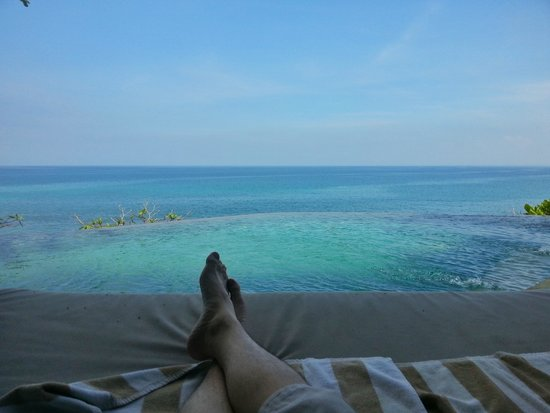 AYANA Resort and Spa: This is the view that i'm talking about