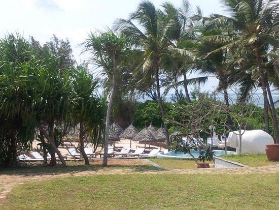 Garoda Resort: Lounge area