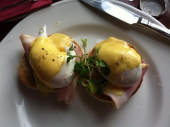 Best Western Priory Hotel: breakfast