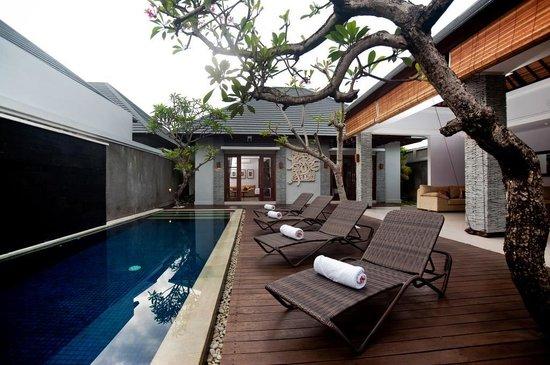 The Wolas Villas & Spa: 2 Bedroom Pool Villa