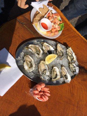 Oban Seafood Hut: Fresh Seafood