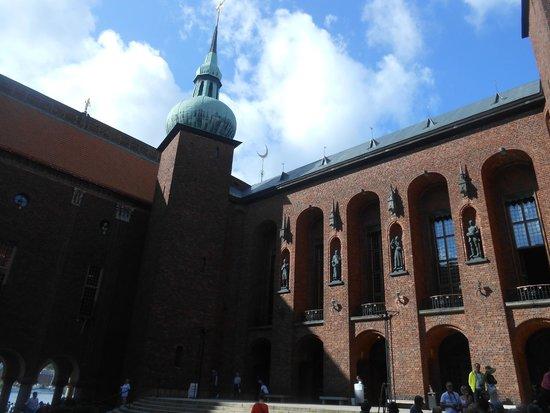 Rathaus (stadshus): Stadshuset