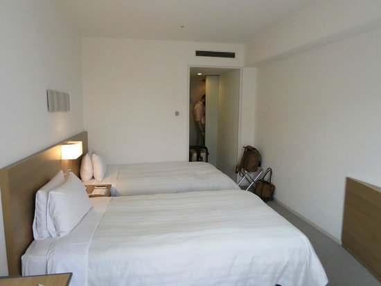 Grand Prince Hotel Hiroshima: Room