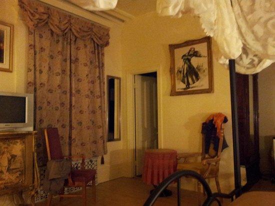 Castel d'Amerique Francaise : Chambre Radison