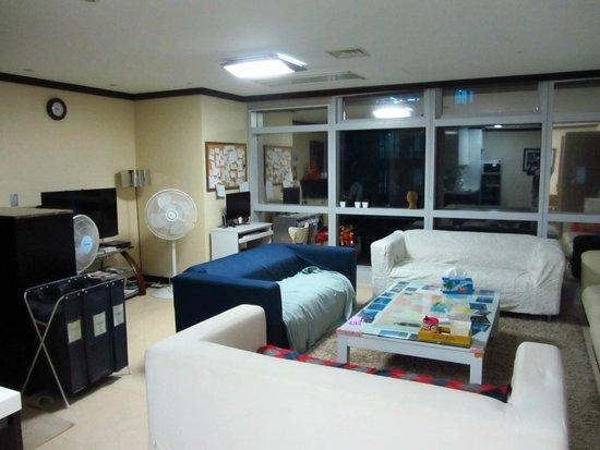 Centum Guesthouse: salon