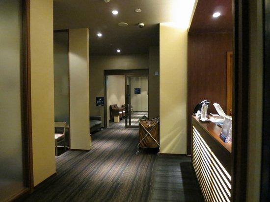 Grand Prince Hotel Hiroshima: The spa