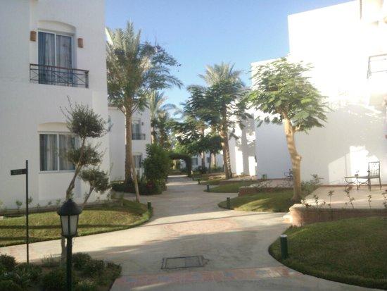 Jaz Fanara Resort & Residence : Hotel część Residence