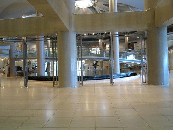 Grand Prince Hotel Hiroshima: Lobby