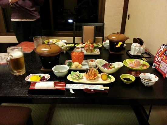 Anjuan: お料理