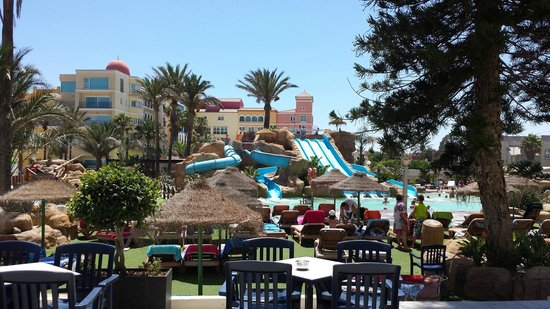 Evenia Zoraida Park: Slide Pool