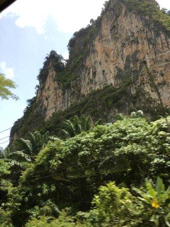 Phulay Bay, a Ritz-Carlton Reserve: Mountains
