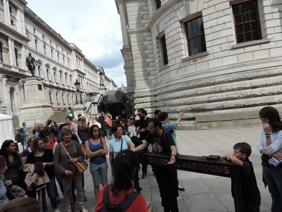 SANDEMANs NEW Europe - London: En la visita