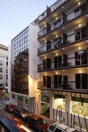 Hotel Montesol Benidorm Spain