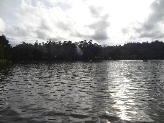 Kodaikanal Lake : Lake view