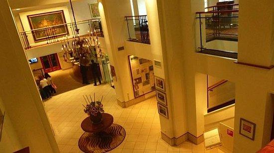 Hampshire Hotel - Amsterdam American: Foyer & reception