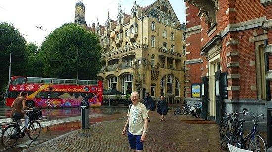 American Hotel Amsterdam: Exterior