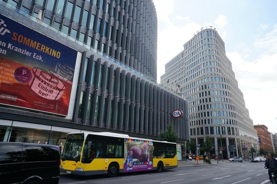 Sofitel Berlin Kurfuerstendamm: Swissôtel vs Sofitel