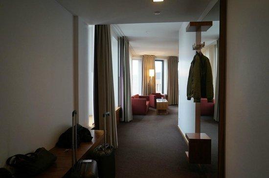 Sofitel Berlin Kurfürstendamm: Junior suite