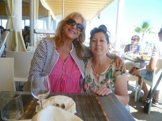 Farniente : Christine Gentille et très professionnelle