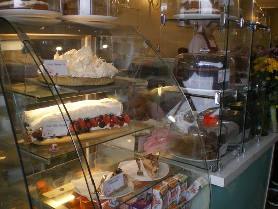 Cherry Trees Coffee House: How can you resist??