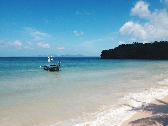 Beyond Resort Krabi : beautiful beach