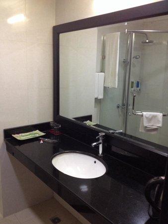 Thang Long GTC Hanoi Hotel: Badezimmer