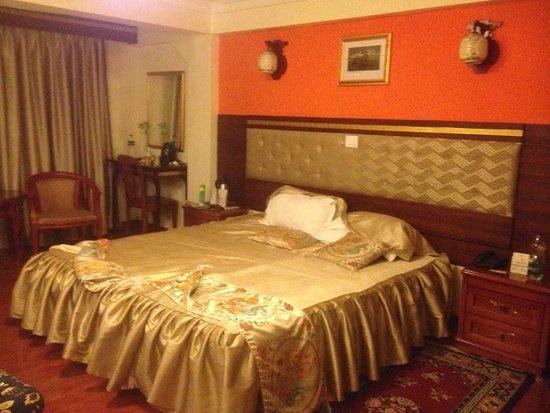 Little Tibet Resort : beautiful room