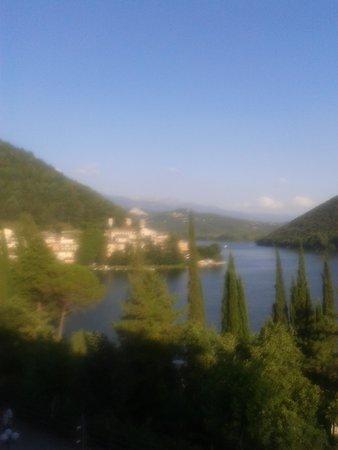 Hotel Del Lago: veduta dalla camera