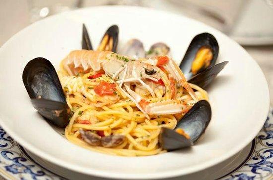 Spaghetti allo Scoglio - Canova - Ristorante - Piazza del Popolo