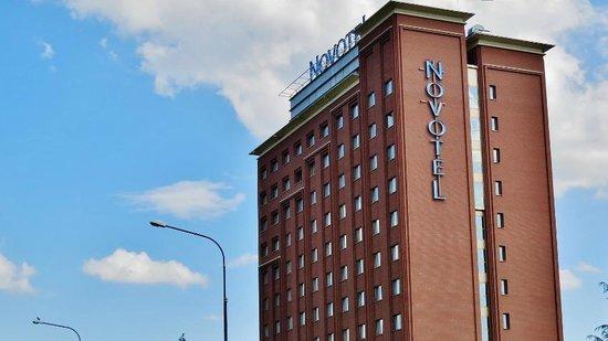 Novotel Torino : L'hôtel