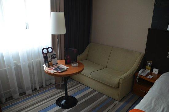 Mercure Warszawa Centrum: Sofa