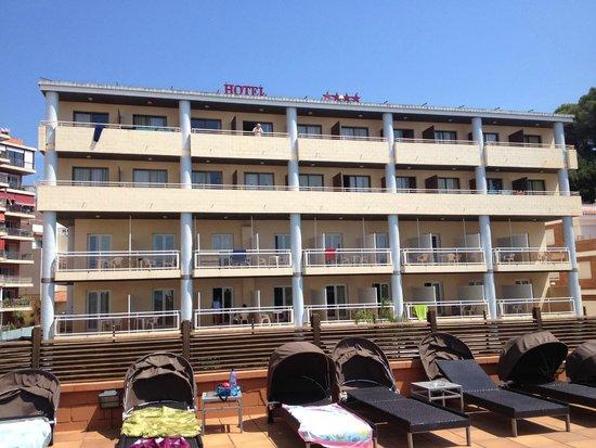 Rosamar & Spa: Hotel