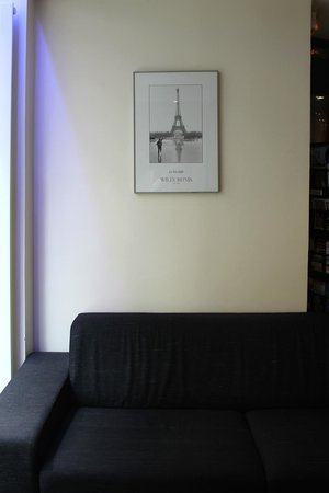 New Hotel Saint Lazare : Salon