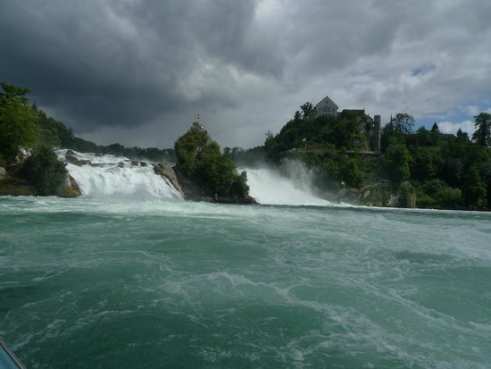 Rhine Falls : Рейнский Водопад