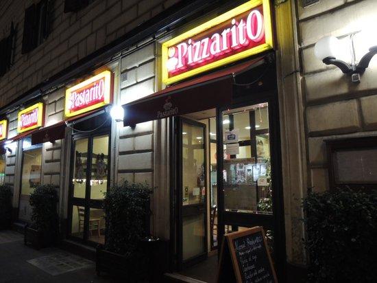 Pastarito Pizzarito : レストラン外観