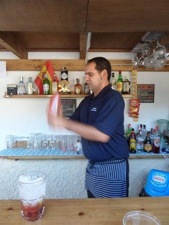 Hotel Rosamar: Coctail´s mixen