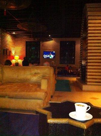 Club Med Agadir : salon wifi