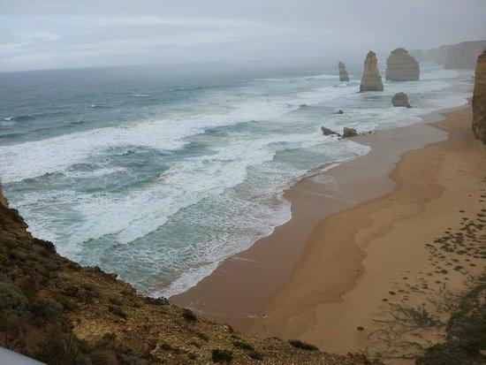 Great Ocean Road : the view