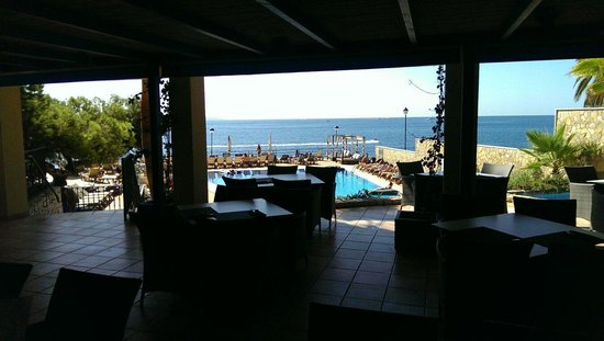 Barcelo Illetas Albatros: Restaurante