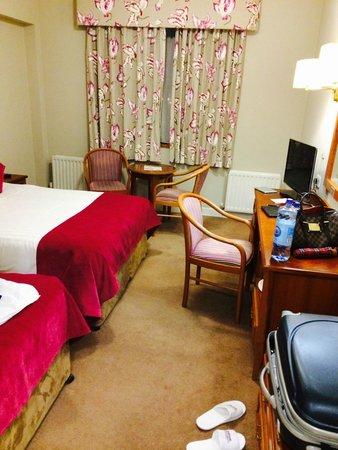 Ashling Hotel : номер
