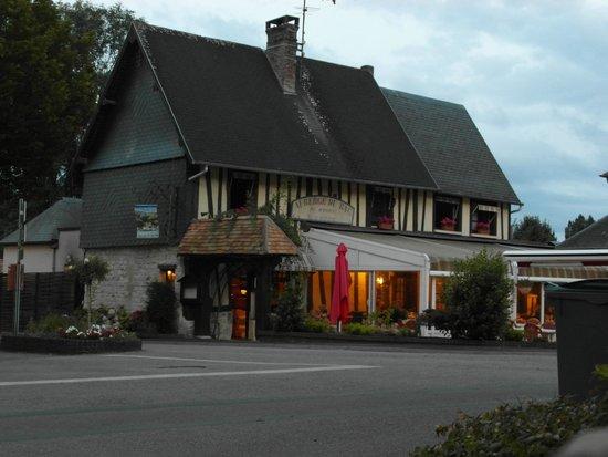 Auberge du Bac: La struttura