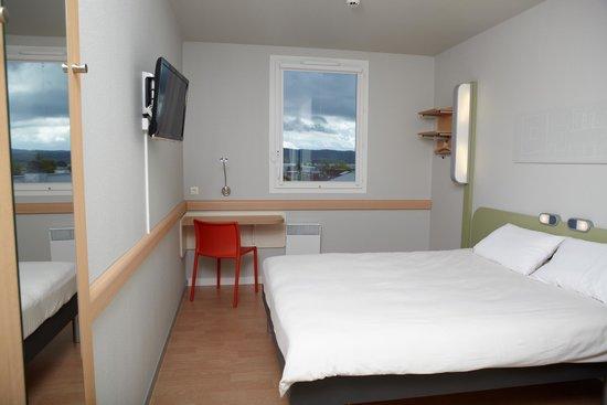 Chambre Double - Photo de Ibis Budget Pontarlier, Pontarlier ...