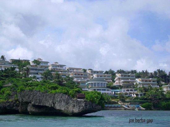 Bulabog Beach : The View