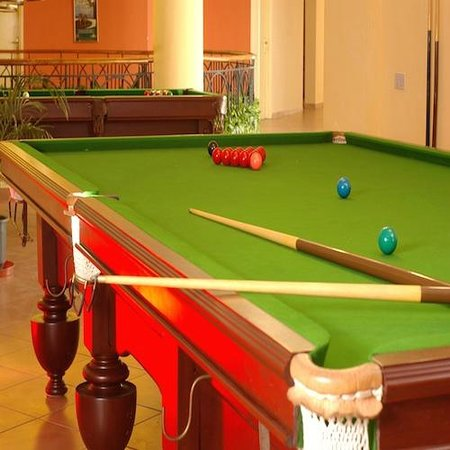 Luna Sharm Hotel: Billiard