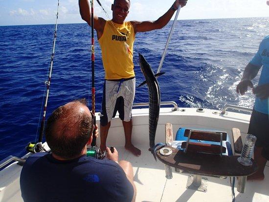 VH Gran Ventana Beach Resort: deep sea fishing good trip